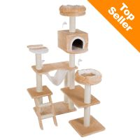 Gingerbread House Cat Tree
