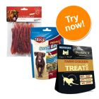Grain-Free Treats & Chews Trial Pack