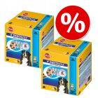 102 + 10 gratis! 112 x Pedigree Dentastix