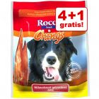 4 + 1 gratis! 5 x Rocco Chings