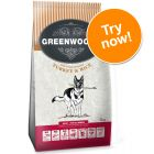 Greenwoods Dog Food 2kg - Trial Pack