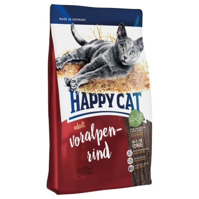 Happy Cat Adult Manzo delle Prealpi