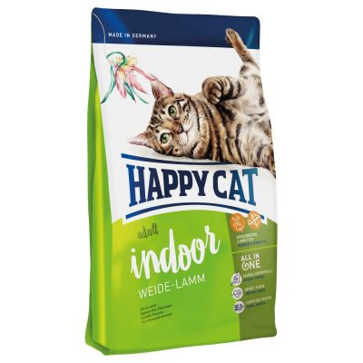Happy Cat Indoor Adult Agnello da pascolo