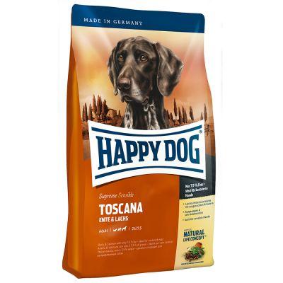 happy dog supreme sensible toscana kundenberichte auf zooplus. Black Bedroom Furniture Sets. Home Design Ideas