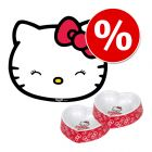 Hello Kitty Pet Dinner Set
