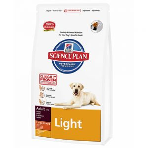 Hill's Canine Adult Large Breed Light Huhn Hundefutter