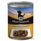 Hill's Canine Ideal Balance Adult, Chicken & Vegetables