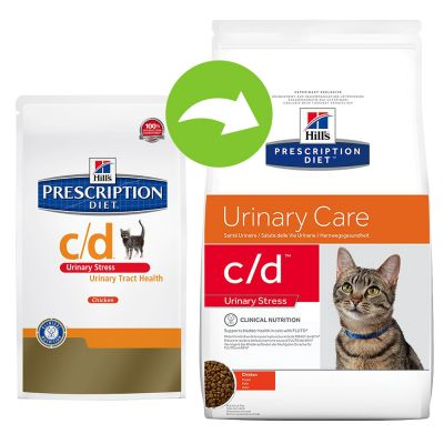 Hill's c/d Prescription Diet Feline - secco Pollo