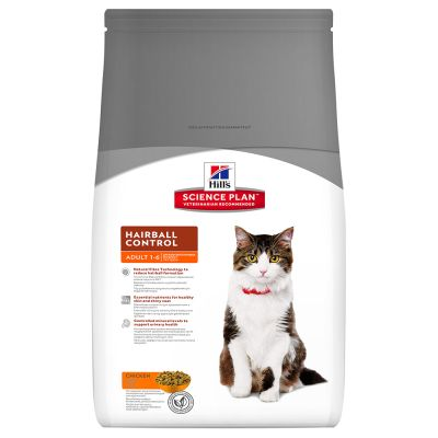 Hill's Feline Adult Hairball Control