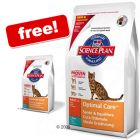 Hill's Feline Science Plan 10 kg + 2 kg Free!