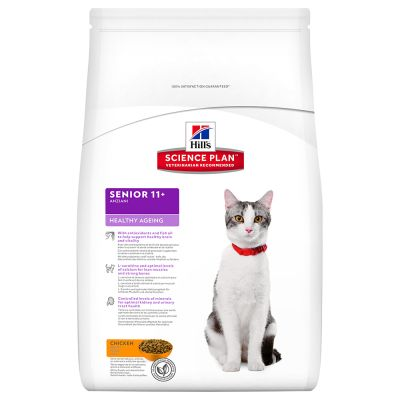 Hill´s Feline Senior Healthy Ageing  11+