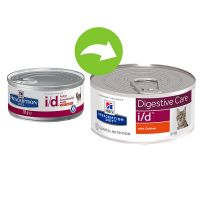 Hill's i/d Prescription Diet Feline - umido
