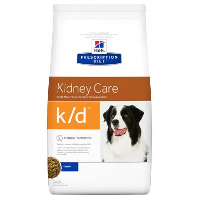 Hill's k/d Prescription Diet Canine secco
