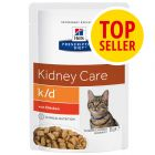 Hill's k/d Prescription Diet Feline umido - Pollo