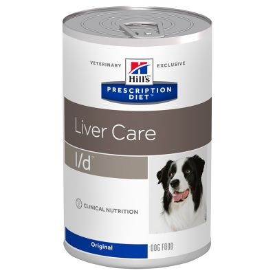 Hill's l/d Prescription Diet Canine Liver Care umido