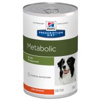 Hill's Metabolic Prescription Diet Canine  umido