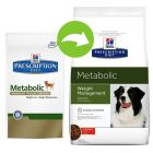 Hill's Metabolic Prescription Diet Canine Weight Management