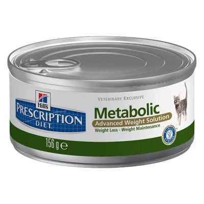 Hill's Metabolic Prescription Diet Feline umido - lattine