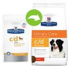 Hill's Prescription Diet Canine c/d Urinary Care