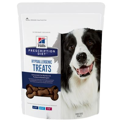 Hill's Prescription Diet Canine Hypoallergenic Snack