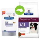 Hill´s Prescription Diet Canine - I/D Digestive Care Low Fat Hondenvoer