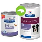 Hill´s Prescription Diet Canine I/D Low Fat - Gastro