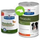 Hill's Prescription Diet Canine - Metabolic