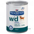 Hill´s Prescription Diet Canine W/D
