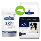 Hill's Prescription Diet Canine - z/d Food Sensitivities