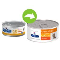Hill's Prescription Diet c/d Urinary Care Multicare pour chat
