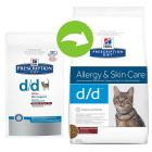 Hill's Prescription Diet Feline d/d Allergy & Skincare