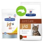 Hill's Prescription Diet Feline j/d Joint Care