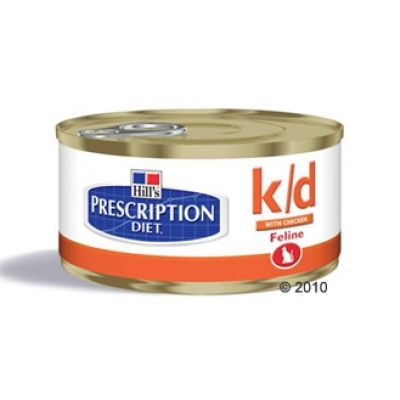 Hill's Prescription Diet Feline k/d customer reviews at ...