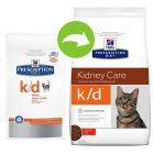 Hill's Prescription Diet Feline k/d Kidney Care - Niere