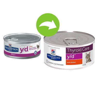 Hills Thyroid Cat Food Reviews