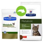 Hill's Prescription Diet Metabolic Weight Management pour chat