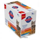 Hill's Science Plan Adult Cat Light Chunks in Gravy Pouches