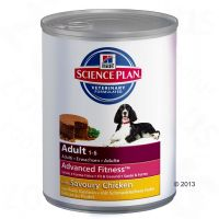Hill's Science Plan Canine Adult 6 x 370 g pour chien