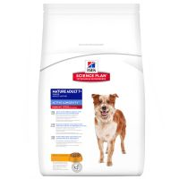 Hill's Science Plan Canine Mature Adult Senior poulet pour chien