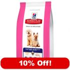 Hill's Science Plan Canine Small & Miniature Dry Dog Food - 10% Off!*