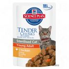 Hill's Science Plan Young Adult Sterilised Cat Pouches