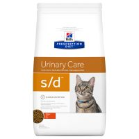Hill's s/d Prescription Diet Feline - secco