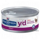 Hill's y/d Prescription Diet Feline umido