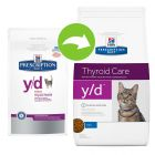 Hill's y/d Prescription Diet pienso para gatos