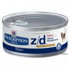 Hill's z/d Prescription Diet Feline umido