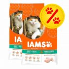 Iams Dry Cat Food Multibuys
