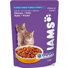 Iams Kitten & Junior Cat Pouches - Chicken in Gravy