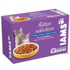 Iams Kitten Selection 10 x 100 g