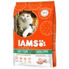 Iams Proactive Health Adult Hairball Chicken Dry Cat Food