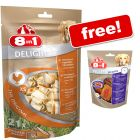 8in1 Delights Bones + 8in1 Fillets Pro Active Free!*